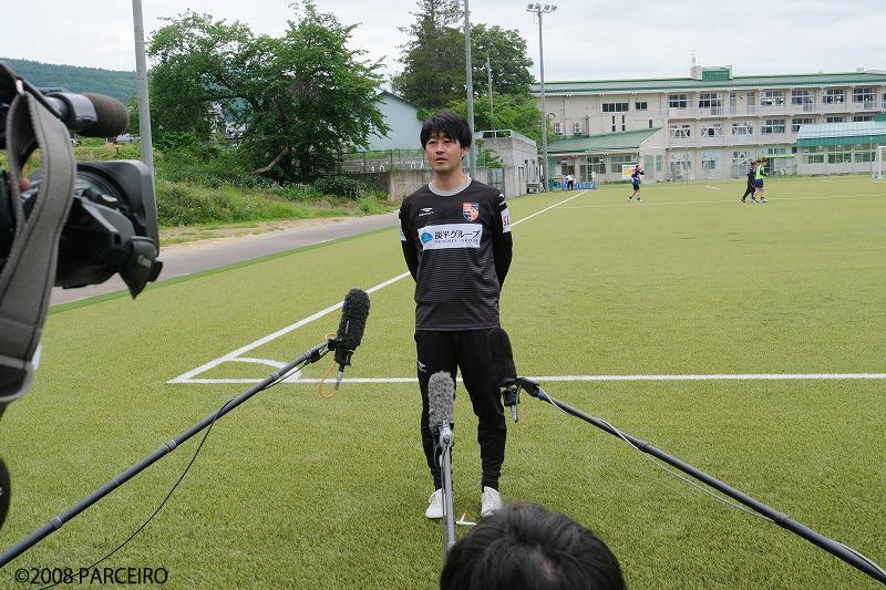 【公式練習再開を迎えて】佐野監督・池ヶ谷選手コメント