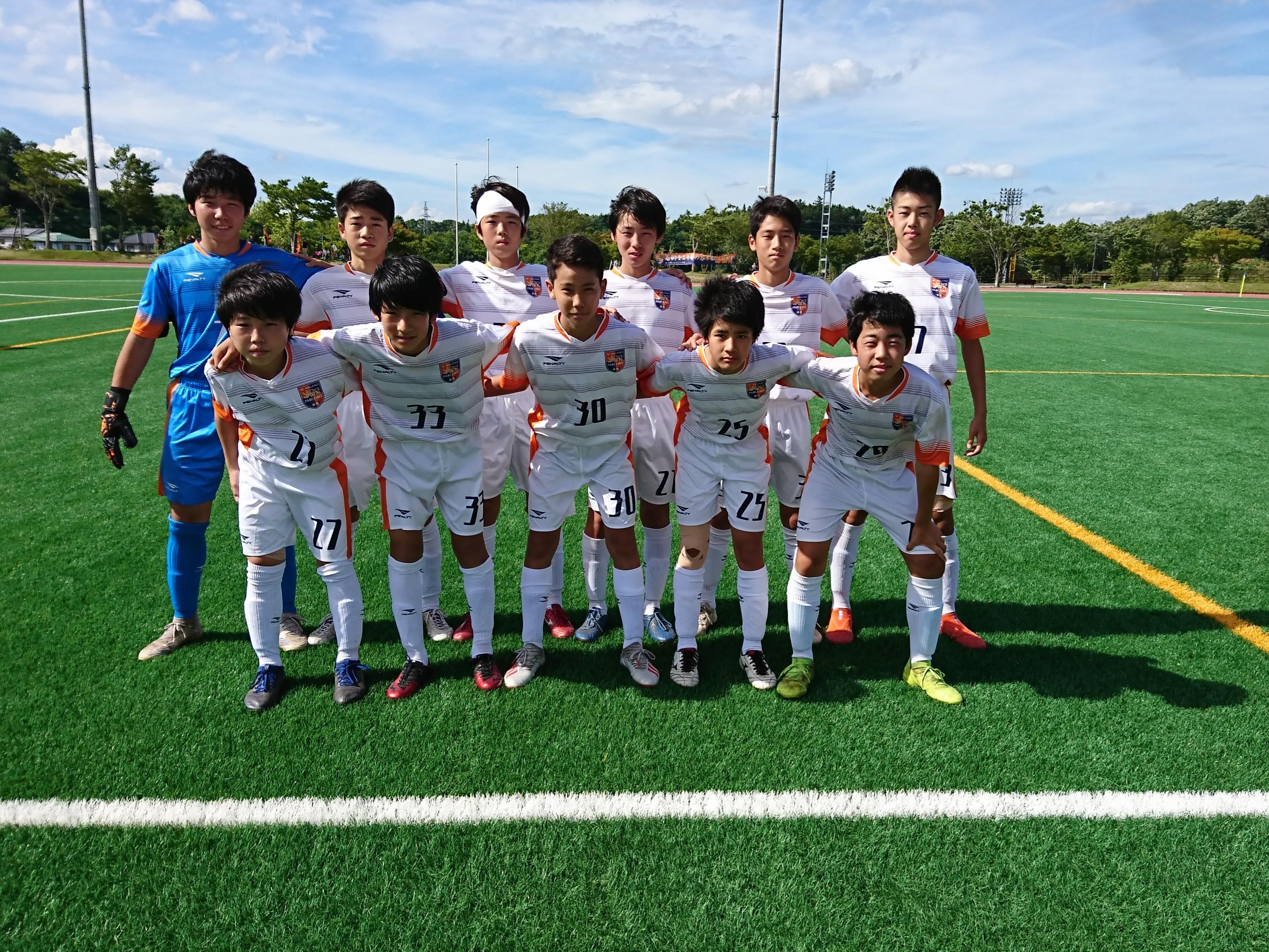 2019 Jリーグ U-14ポラリスリー...